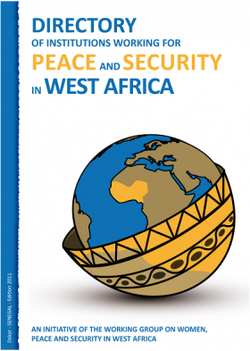 Directory of Institutions Working for Peace and Security in West Africa