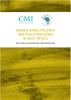 Gender-Based Violence And Peace Processes In West Africa